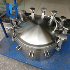 High Pressure Flanged Manhole(DN500)