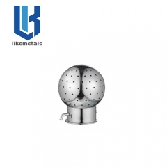 Sanitary Pin Rotary Spray Ball